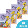 How Do Dinosaurs Go to School? 10-Book Pack