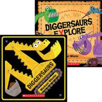 Diggersaurs Duo