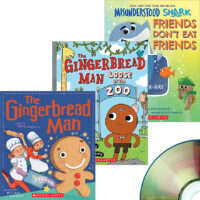 Silly Stories Read-Along Set