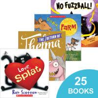 25 Books for $25: Grades PreK–K