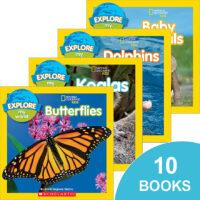 National Geographic Kids™ Explore My World Amazing Animals Pack