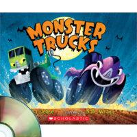 Monster Trucks Plus Audio CD