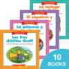 Paquete Cuentos de hadas para lectores principiantes