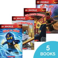 LEGO® NINJAGO® Reader Pack