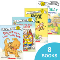My First I Can Read!™ 8-Pack