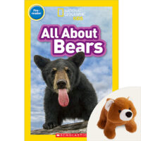 National Geographic Kids™: All About Bears Plus Plush