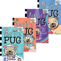 Diary of a Pug #1–#4 Pack