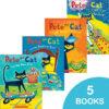 Pete the Cat Adventures 5-Pack