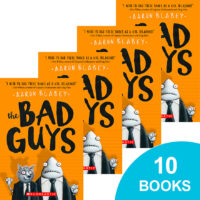 The Bad Guys 10-Book Pack