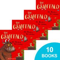 The Gruffalo 10-Book Pack