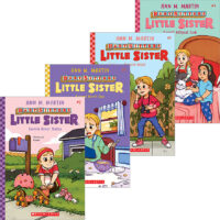 Baby-Sitters Little Sister® #1–#4 Pack