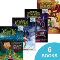 Eerie Elementary #5–#10 Pack