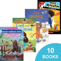 Classroom Favorites 10-Pack: Grades 2–3