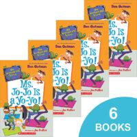 My Weirder-est School #7: Ms. Jo-Jo Is a Yo-Yo! 6-Book Pack