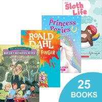 25 Books for $25: Grades 2–3