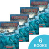 I Survived the Galveston Hurricane, 1900 6-Book Pack