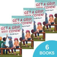 Get a Grip, Vivy Cohen! 6-Book Pack