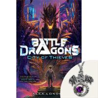 Battle Dragons: City of Thieves Plus Pendant