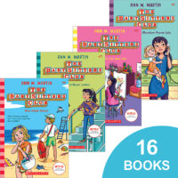The Baby-Sitters Club® #1–#16 Pack