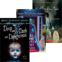 Mary Downing Hahn 3-Pack