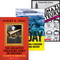 WWII Stories Nonfiction Pack