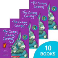 The Grinny Granny Donkey 10-Book Pack