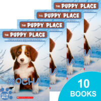The Puppy Place: Mocha 10-Book Pack