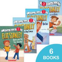 Flat Stanley Reader Adventures Pack