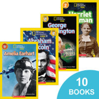 National Geographic Kids™ Biography Pack