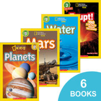 National Geographic Kids™ Earth Science Value Pack