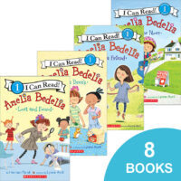 I Can Read!™ with Amelia Bedelia Pack