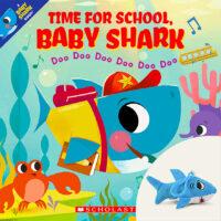 Time for School, Baby Shark Set