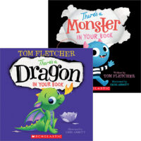 Monsters and Dragons! Pack