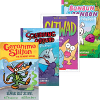 Super-Silly Comics Value Pack