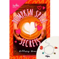 Pumpkin Spice Secrets Plus Charm Bracelet
