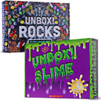 Unbox! Rocks and Slime Pack