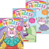 Itty Bitty Princess Kitty #1–#3 Pack