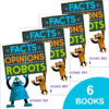 Facts vs. Opinions vs. Robots 6-Book Pack