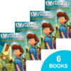 A to Z Mysteries® Super Edition #12: Space Shuttle Scam 6-Book Pack