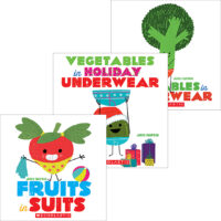 Fruits and Vegetables in Underwear Pack