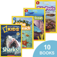 National Geographic Kids™ Under the Sea Pack