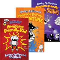 Awesome Friendly Kid 3-Pack<br>