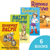 Beverly Cleary Value Pack