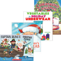 Silly Christmas Stories 4-Pack