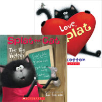 Splat the Cat Storybook Pack