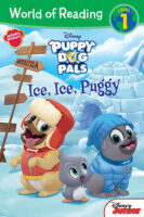 Puppy Dog Pals: Ice, Ice Puggy