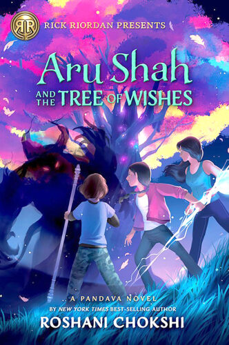 Aru Shah and the Tree of Wishes by Roshani Chokshi (Hardcover) | Scholastic  Book Clubs