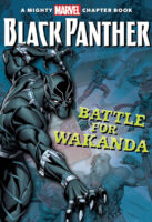 Mighty Marvel Chapter Book: Black Panther: Battle for Wakanda