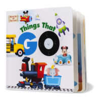 Disney Baby: Things That Go