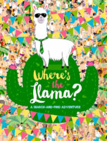 Where's the Llama? A Search-and-Find Adventure